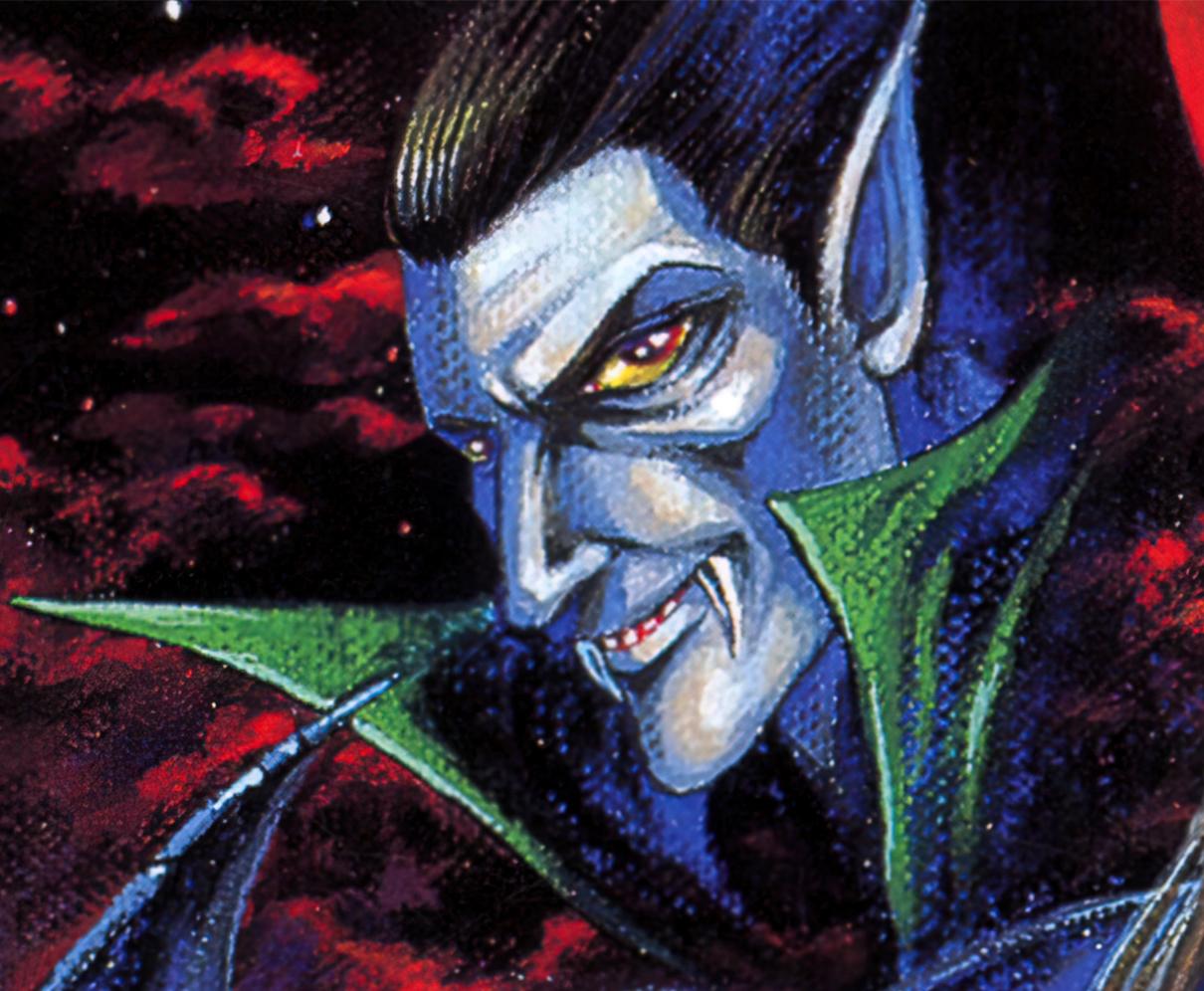 Famitsu Dracula