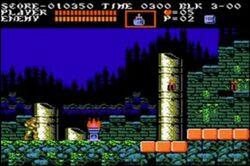 Dracula's Curse Block 3-00