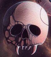 Famitsu Night Stalker Skull