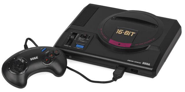 File:Sega Mega Drive - 01.jpg