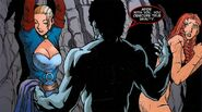 The Belmont Legacy - Dracula is absorbed in Illyana