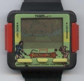Simon's Quest Watch Game