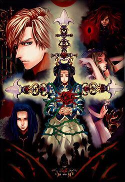 Loi Mobile Manga Poster