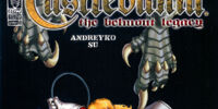 Castlevania: The Belmont Legacy Issue 5