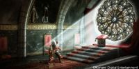 Library (Mirror of Fate)