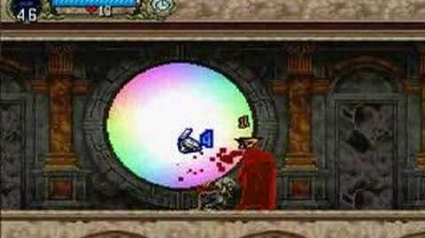 SotN - Luck Mode Boss Fight - Doppleganger10
