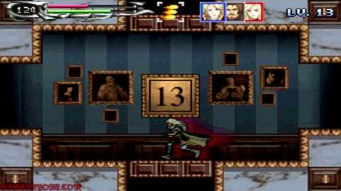 Castlevania Dawn of Sorrow Julius Mode (Dario, Alucard, & Puppet Master Pt