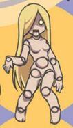 PoR Illustrated Marionette