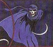 Tokuma-syoten Akumajo Densetsu Guide Book Death