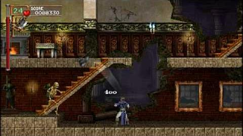 Castlevania The Dracula X Chronicles - Stage 7