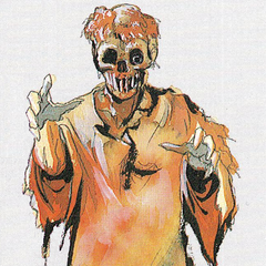 Ilustración de <b>Cruela</b> en la guía de <a href=