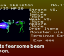 Nova Skeleton