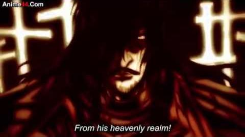 Alucard's Past as Vlad Tepes-0