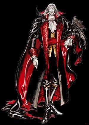 Dracula Full Name