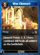 Pray Blue