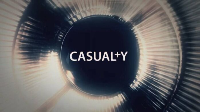 Casualty Logo 2014-present