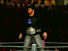 James Dark as CAW Champion of Champions