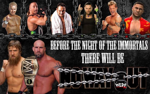 WEDF No Way Out 2 Poster