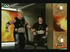 DNA-X as DMW Tag Team Champions 2