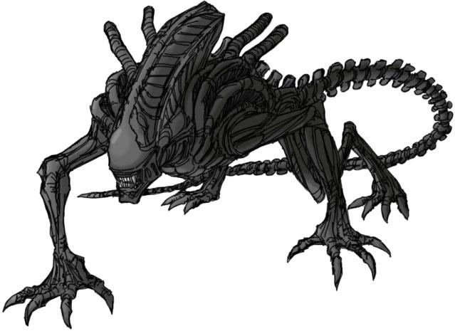the xenomorph alien caw wrestling wiki fandom