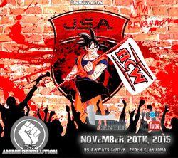 ACW Anime Revolution 2K15
