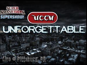 UCCW Super Smash Bros. Supershow! Unforgettable