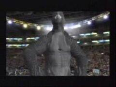 Godzilla as he looks on DOR2