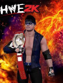HWE2k Undisputed champion Big T