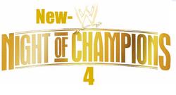 New-WWE Night of Champions 4