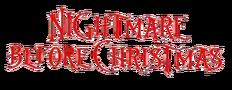 Nightmare Before Christmas Logo