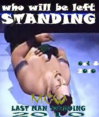 MCW Last Man Standing 2010