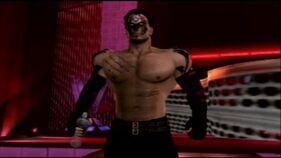 Vegas on Raw