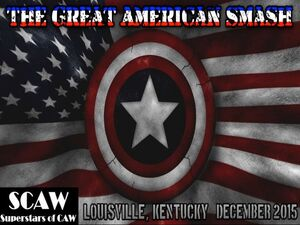 SCAW The Great American Smash 2K16