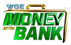 WGE Money In The Bank Logo