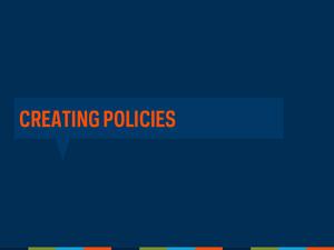 Policies Webinar 2013 Slide22