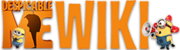 New Despicable Me Wiki Logo