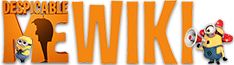 File:New Despicable Me Wiki Logo.png