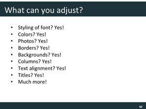 Templates Webinar Slide18