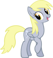 Vectorised derpy hooves by drwhoovesde-d4trzkn