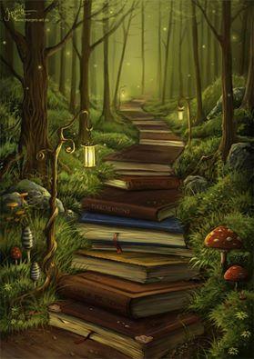 File:Escalera de libros.jpg