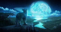 Water-wolves-wallpaper-1