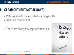 Policies Webinar 2013 Slide30