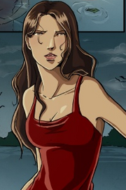 Imagem-rose-hathaway-graphic-novel-vampire-academy-autora-richelle-mead