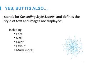 Intro to CSS Slide05