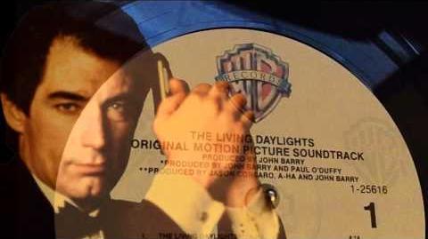 A-Ha - The Living Daylights (Original Soundtrack)