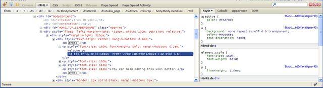 File:Firebug inspecting a link.jpg