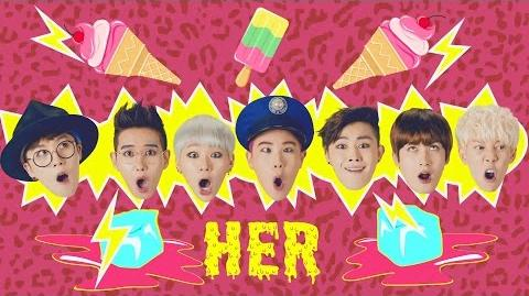 MV Block B (블락비) HER (헐)