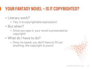 Copyright webinar Slide15