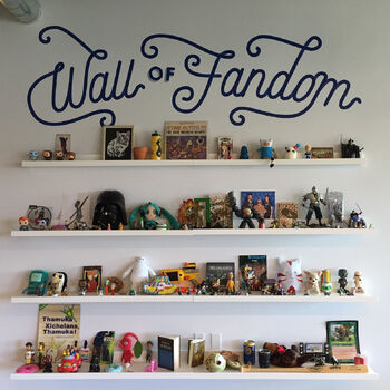 Wall of Fandom