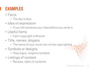 Copyright webinar Slide17
